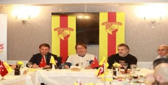 Göztepe'de Sepil ve Tuna Takımı Değerlendirdi