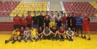 Göztepe'den 'Bülent Özkul Spor Salonu'na Veda