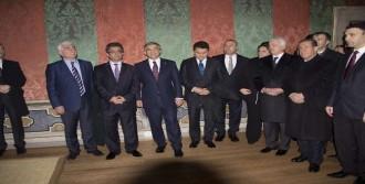 Abdullah Gül Roma'da