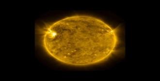 Güneş'in 3 Yıllık Hareketi Videoda...