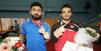 Güreşte İlk Günü 5 Madalyayla Kapattık