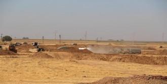 Habur'daki Tatbikata Iraklı Yeni Askerler Geldi