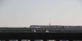 Haliç Metrosu Test Sürüşlerine Başladı