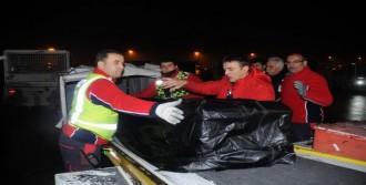 Toprak'ın Cenazesi İstanbul'a Getirildi