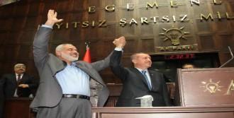 Haniye Ve Meşal Ankara'da