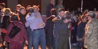 Hasdal'da Tahliyeler Başladı