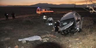 Karaman'da Ölümlü Kaza