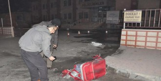 Hastane Önünde Bomba Paniği