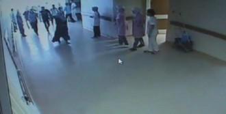 Hastanenin Önünde Saniye Saniye Gerginlik
