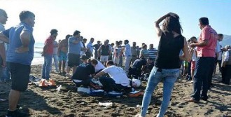 Hatay'da 2 Kuzen Denizde Boğuldu