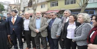 'AK Parti Yokuş Aşağıya Gidiyor'