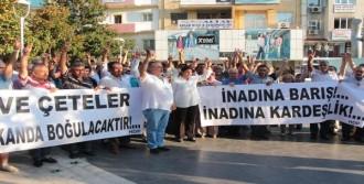 Hdp Manisa Teşkilatı Suruç'taki Patlamayı Kınadı