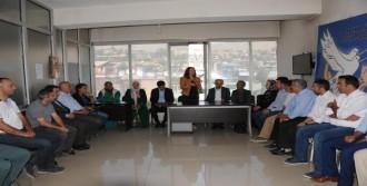 'HDP Çözüm Sürecinde Kilit Noktadadır'