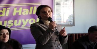 HDP'li Konca: Türkiye  Kriz Yaşıyor