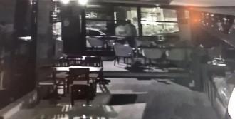 Hırsızlık Girişimi Güvenlik Kamerasında