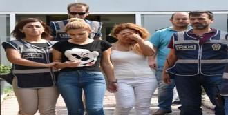 Hırsızlık Şüphelisi İranlı 4 Kadın Tutuklandı