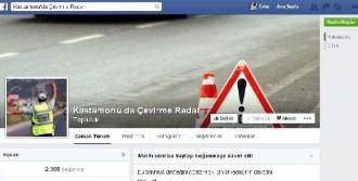 Hız Cezasına Facebook'lu Önlemi