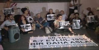 İhd'den 6-7 Eylül Olaylarını Protesto