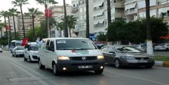 İHH'dan Gazze'ye Destek Konvoyu