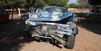 İki Arkadaşı Kaza Ayırdı