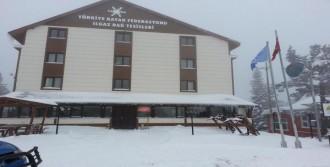 Kar Kalınlığı 40 Santime Ulaştı