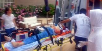 Kadın Emniyet Amiri Ağır Yaralandı