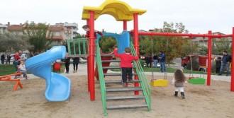 İlker Taner Günkızıl Parkı Açıldı