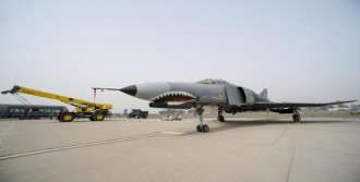 İncirlik Üssü'nde Hasarlı Uçak Kurtarma Tatbikatı