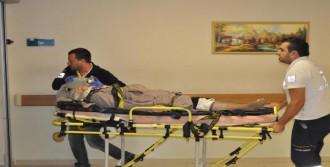 İnegöl'de Motosiklet Çarpan Kadın Öldü