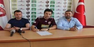 İnegölspor Vargel'le Sözleşme İmzaladı