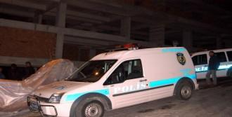 İnşaatın 5'inci Katından Düşen İşçi Öldü