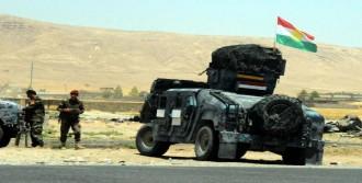 Irak Ordusundan Kalan Zırhlı Araçlar Erbil'e Getiriliyor