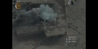 İHA'lar IŞİD'i Hedef Aldı: 40 Ölü
