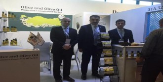 İran'a Zeytin ve Zeytinyağı Tanıtım Atağı