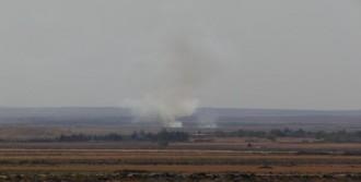 IŞİD'e Havadan, Karadan Bombardıman