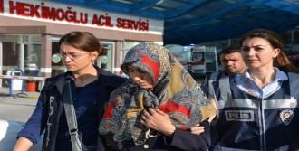 Işid'in 'Canlı Bombası' Olduğu İddia Edilen Kadın Tahliye Edildi