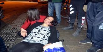 Engelli Kadını Taciz Edip, Gasp Etti