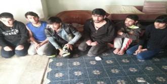 6 Pakistanlı Kurtarıldı
