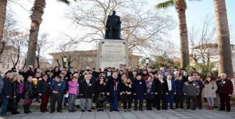 Ölüm Yıldönümünde Mudanya'da Anıldı