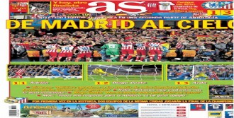 İspanya, Şampiyonlar Ligi Derbisini Konuşuyor