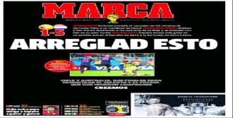 İspanyol Basını: Tek Kelimeyle Rezalet