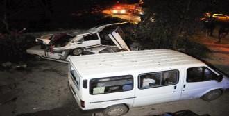 Isparta'da Kaza: 2 Ölü