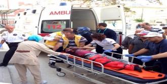 Isparta'da Kaza: 6 Yaralı