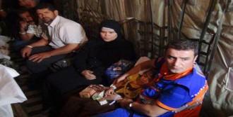 Yaralı Filistinliler İzmir'e Getirildi