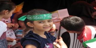 İsrail'in Gazze'ye Saldırısı Çubuk'ta Kınandı