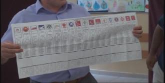 İstanbul 'Geçersiz Oy' Rekoru Kırdı