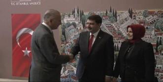 İstanbul Valisi'nden 29 Ekim Resepsiyonu