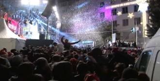 İstanbul Yeni Yıla Nişantaşı'nda Girdi
