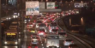 Trafik Yoğunluğu Yüzde 85'e Çıktı