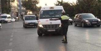 İstanbul'da Okul Servislerine Denetim